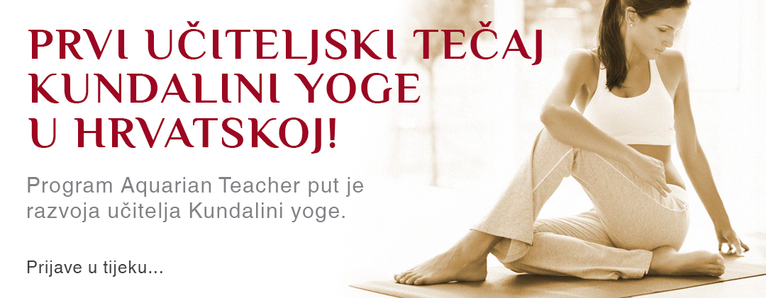 učiteljski tečaj, kundalini yoga
